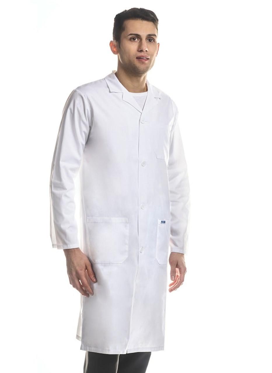 07cc84aaae0 Mobb Medical 100% Cotton Lab Coat On Sale