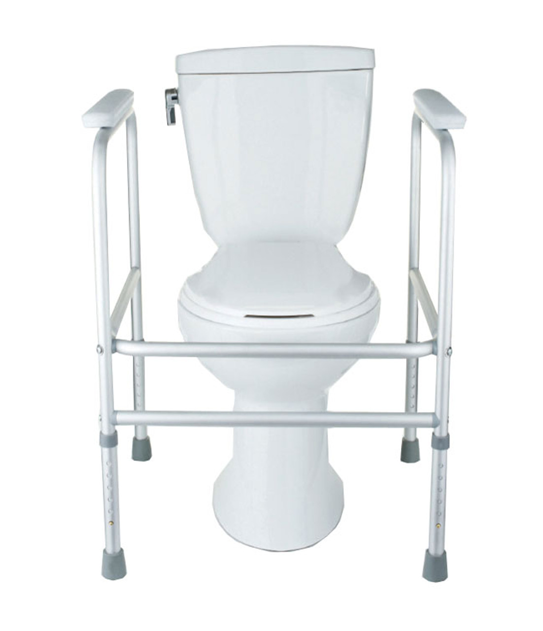 Marvelous Aluminum Toilet Safety Frame Andrewgaddart Wooden Chair Designs For Living Room Andrewgaddartcom