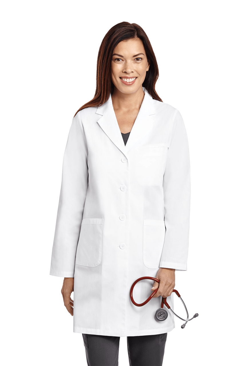 296c4a8a53b Women Fitted Lab Coat | Lab Coats For Women