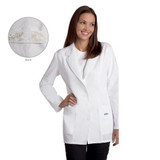 Half Length Fitted Lab Coat