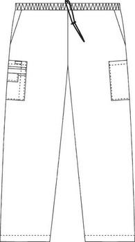 Mobb Unisex Pants - 307P Raw