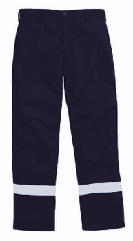 WORK PANT WITH REFLECTIVE TAPE