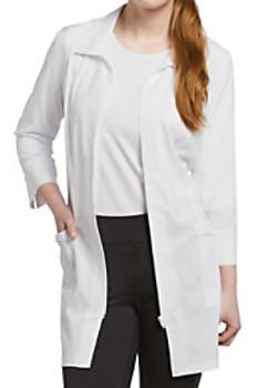 3/4 lab coat