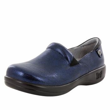 Alegria Keli Shoe in Dusk Side Angle