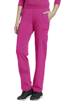 White Cross Fit Narrow Leg Pants (328)