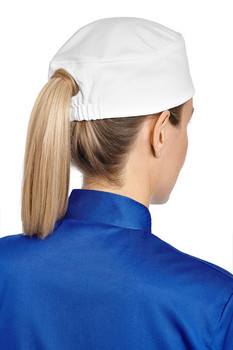 Lady's Breathable Mesh Chef Hat (CF601)
