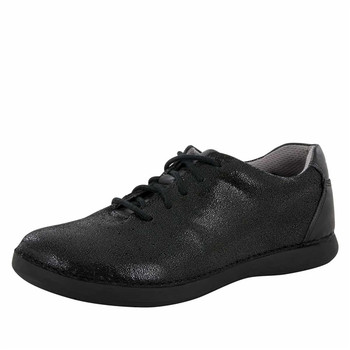 Clearance Alegria Essence Shoe in Licorice Soft Serve