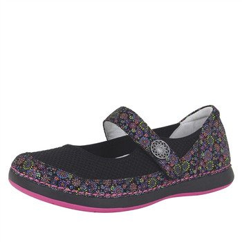 Clearance Alegria Gem Shoe in Pin Wheel Mini