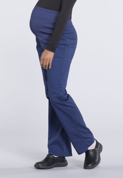 Cherokee Maternity Stretch Waist Straight Leg Pant