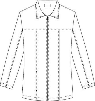 WJF360 - Mobb zipper top Raw