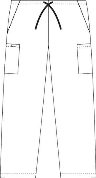 306/306 Unisex DrawString Set Pants