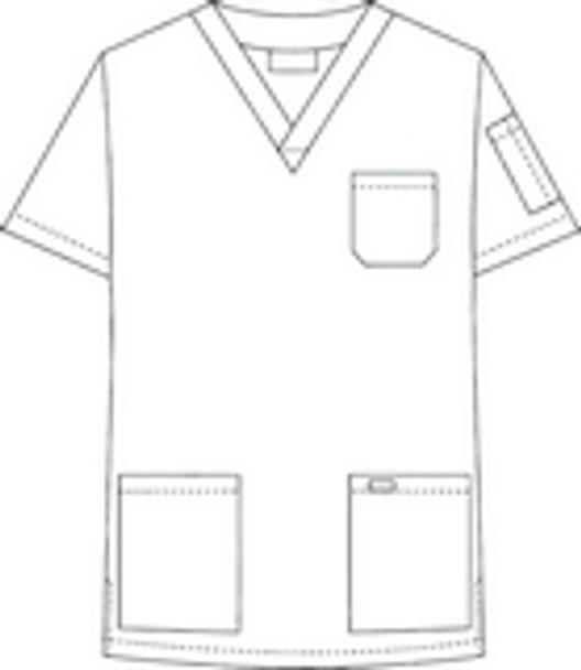 Mobb 310T - V- Neck - Plus Size Top