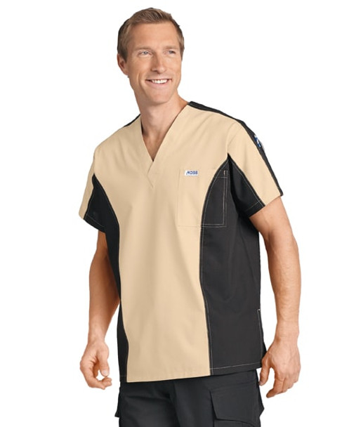 Men scrub top