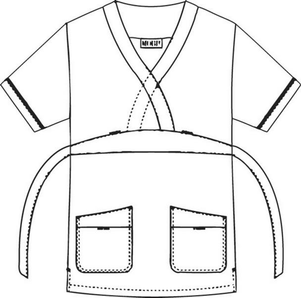 420T - Mobb Tie Back Top Image 3