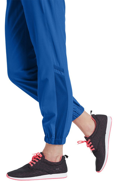 White Cross Fit Jogger Pants (399)