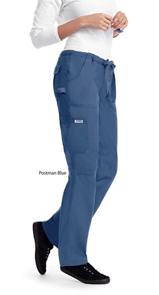 Mobb Cargo Scrub Pants