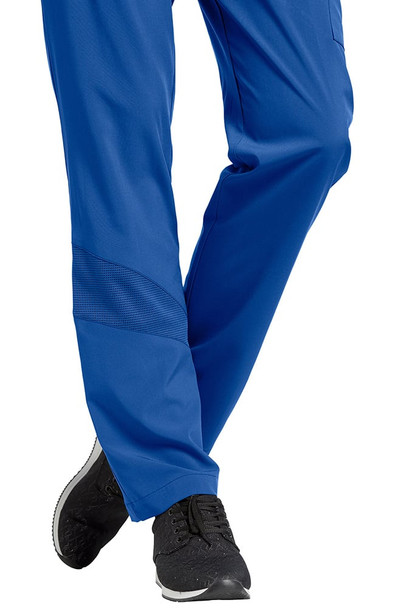 White Cross Fit Narrow Leg Pants (328)