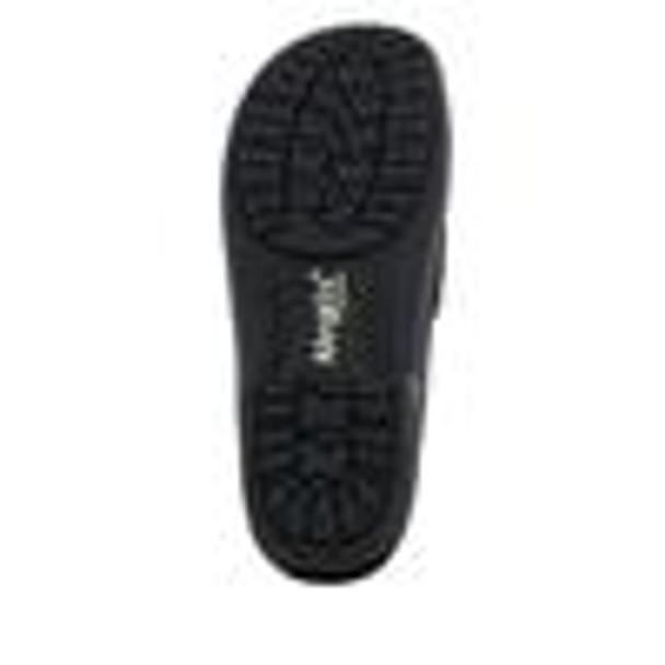 Taylor Black Waxy Shoe bottom