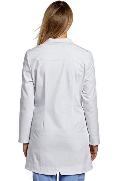 White Cross Marvella Button Down Lab Coat (2418)
