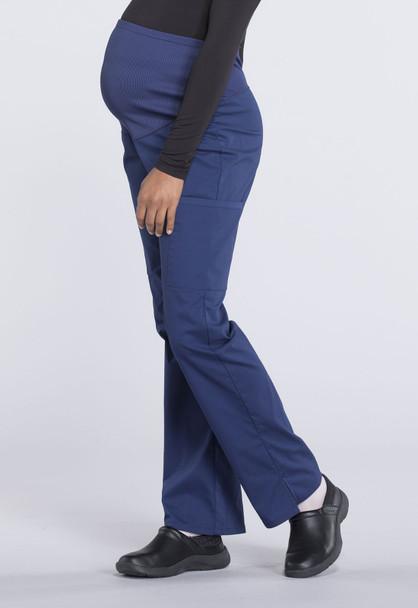 Cherokee Maternity Stretch Waist Straight Leg Pant