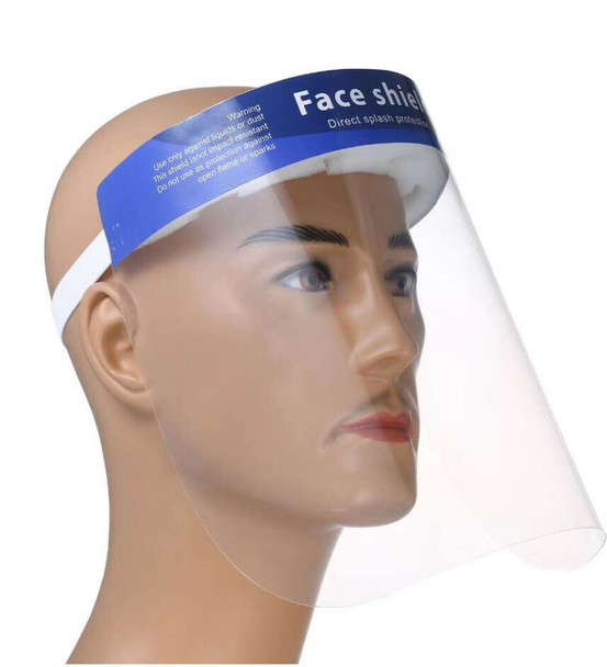 Face Shield Pack Of 16 Vacuum Sealed