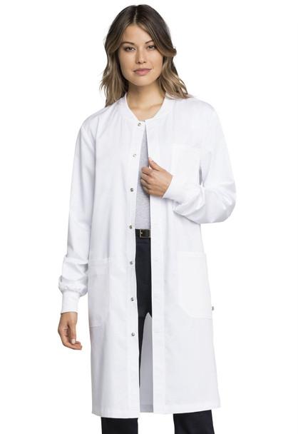 antimicrobial lab coat