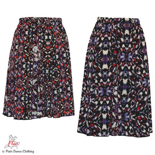Dream Weave Ronde Skirt