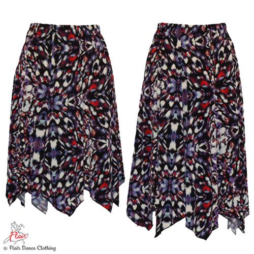 Dream Weave Hanky Hem Skirt