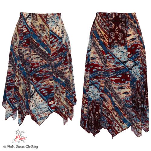 1735 Hanky skirts