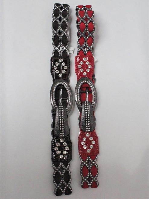 Belt115-Black or Red