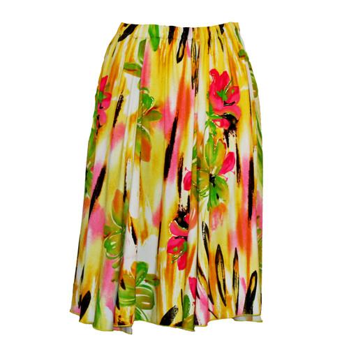 Sunny Tropics Ronde Skirt