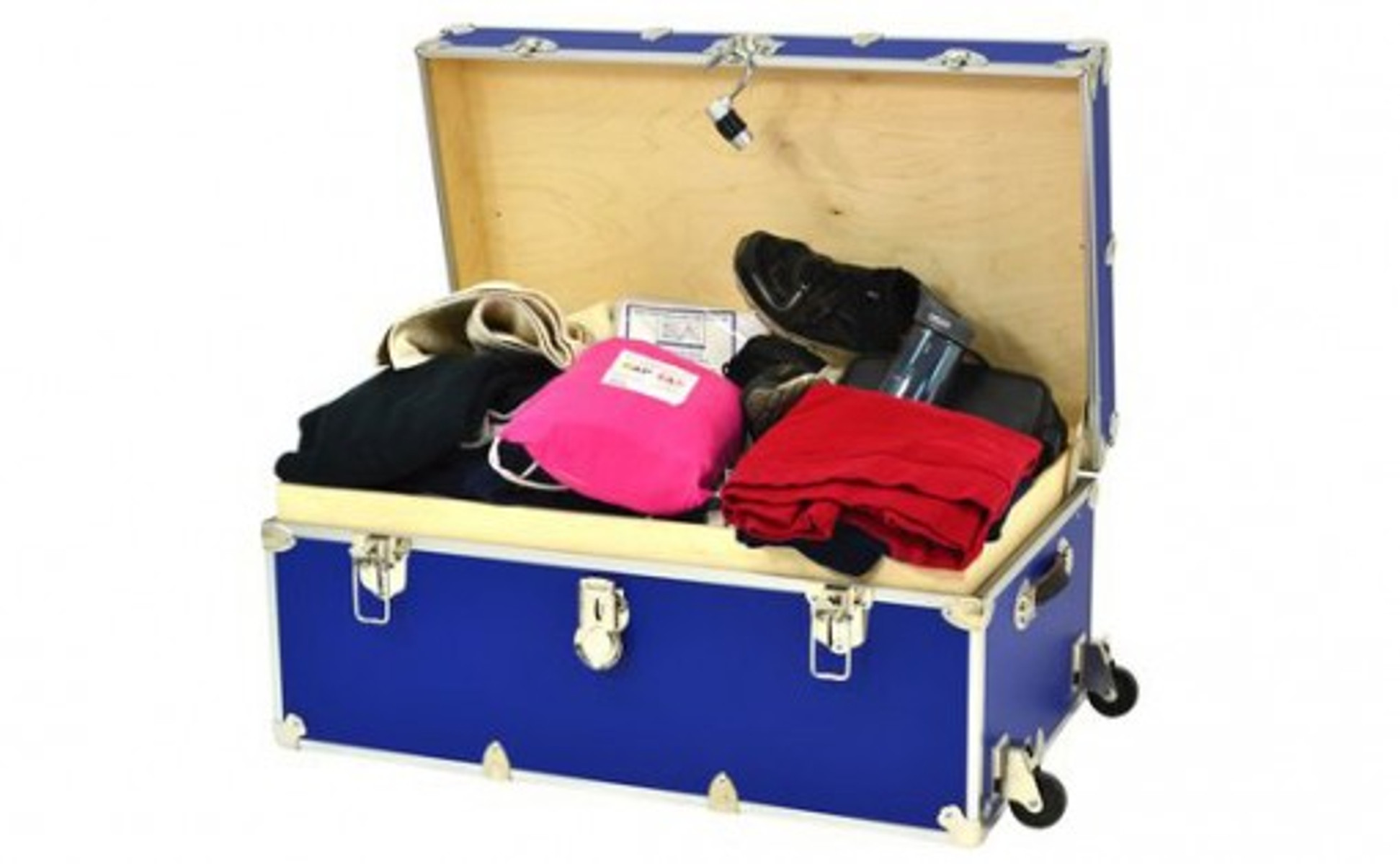 Should You Buy a Trunk for Summer Camp?