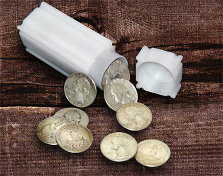 Silver Quarters (40) Roll