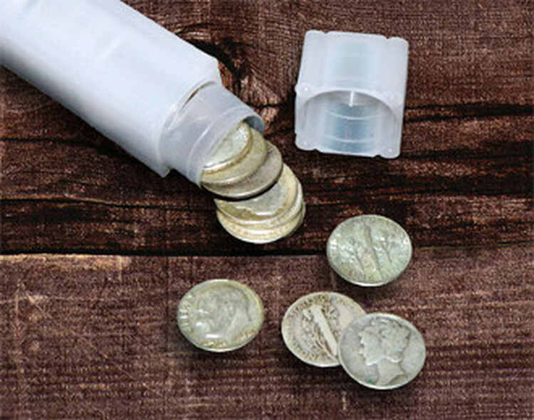 Silver Dime (50) Roll