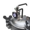 Pressure pot lid.