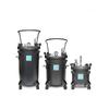 40, 20 and 10 litre pressure pots.