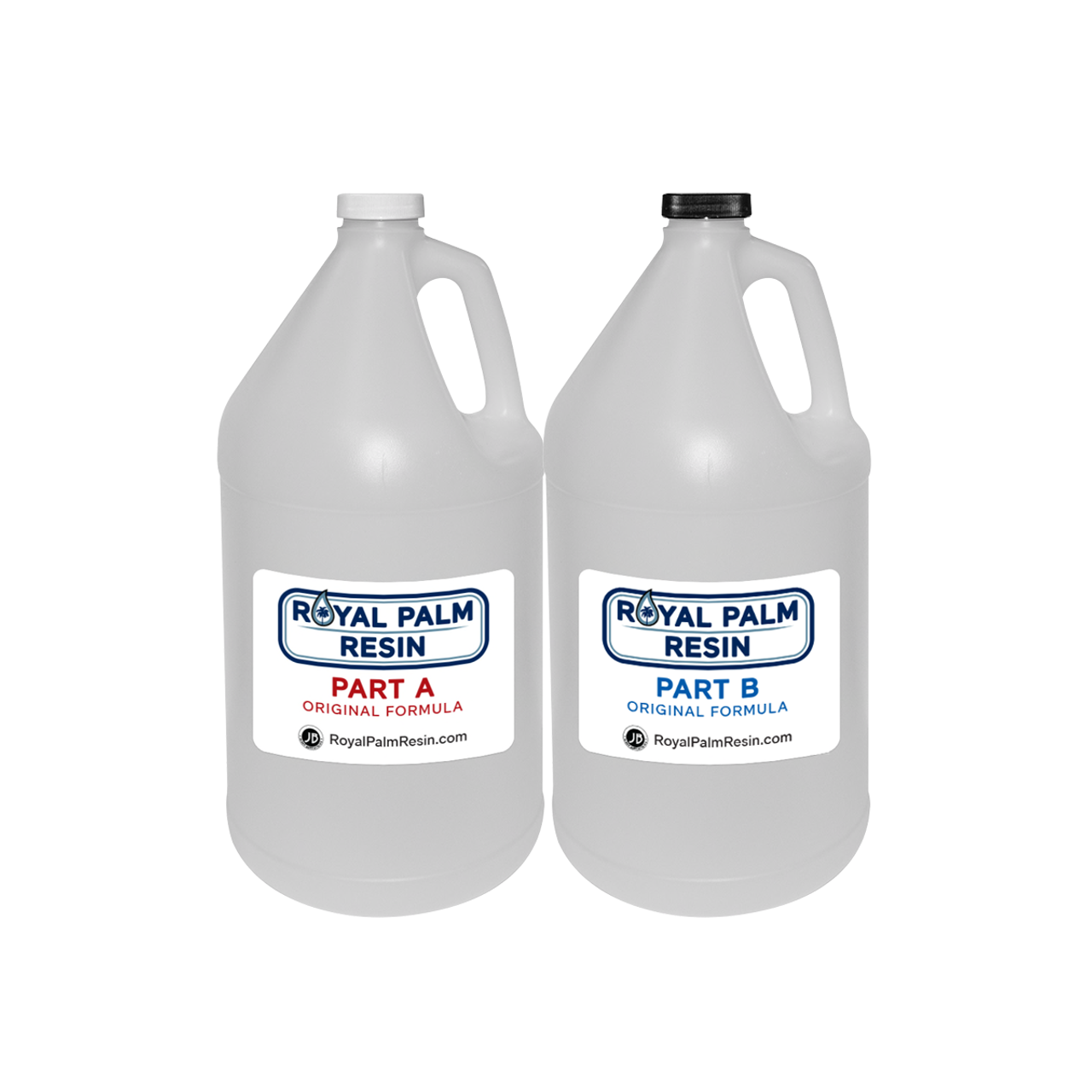 Royal Palm Epoxy Resin (Original) - 7 57l / 256 fl  oz (2 US gallons)