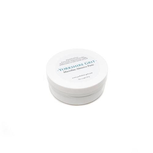 Yorkshire Grit Abrasive Paste - Microfine