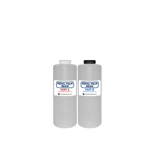 Royal Palm Epoxy Resin (Original) - 1.89l / 64 fl. oz (US half gallon)