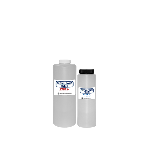 Royal Palm Epoxy Resin (Thin) - 1.42l / 48 fl. oz
