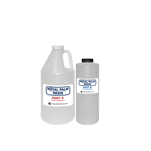 Royal Palm Epoxy Resin (Thin) - 2.84l / 96 fl. oz