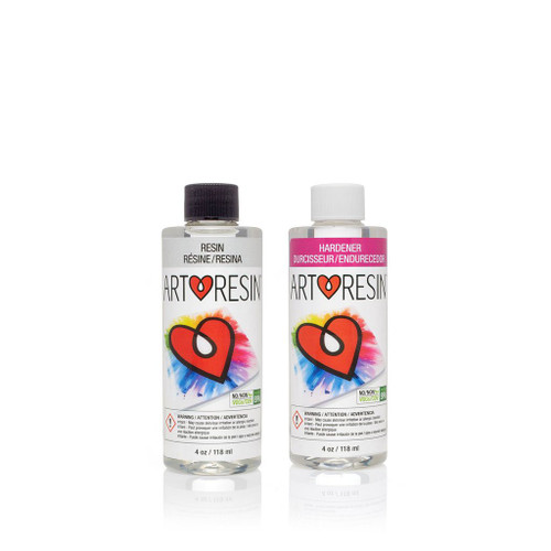 ArtResin Clear Epoxy Resin - 236ml (8 fl. oz)