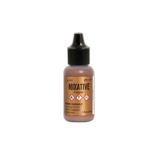 Alcohol Ink Metallic Mixative - Copper - 14ml