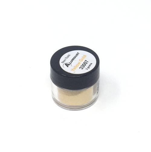 Colouring Alumidust Powder - Yellow Gold - 3gm