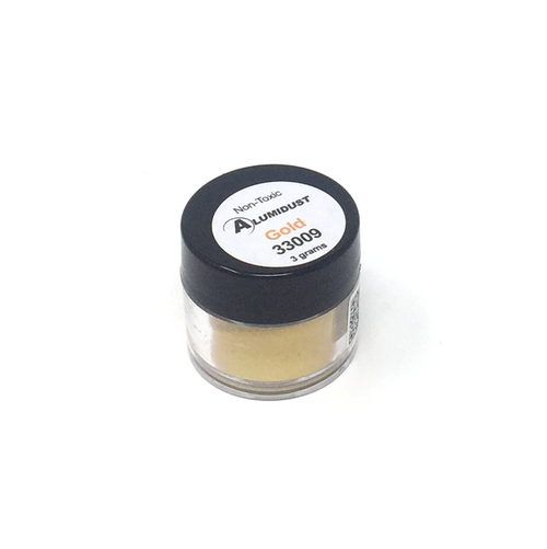 Colouring Alumidust Powder - Gold - 3gm