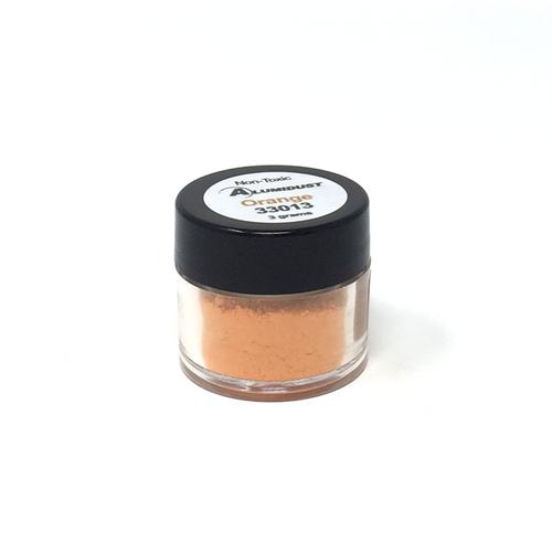 Colouring Alumidust Powder - Orange - 3gm