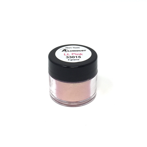 Colouring Alumidust Powder - Light Pink - 3gm