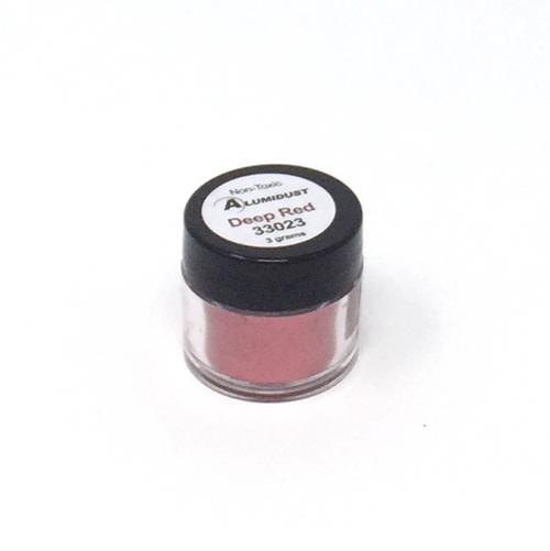 Colouring Alumidust Powder - Deep Red - 3gm