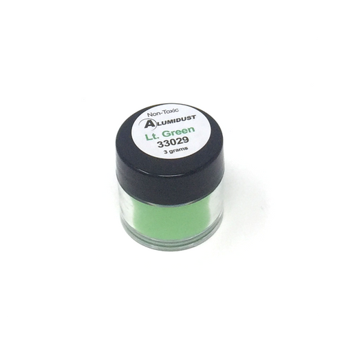 Colouring Alumidust Powder - Light Green - 3gm