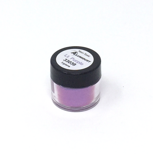 Colouring Alumidust Powder - Light Purple - 3gm